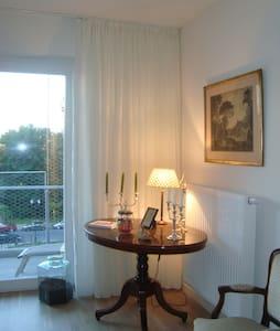 Chambre double à Schaerbeek - Lakás