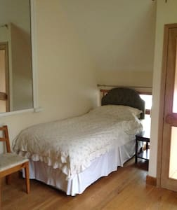 Bulland Court B & B Bedroom 3 - Ashburton