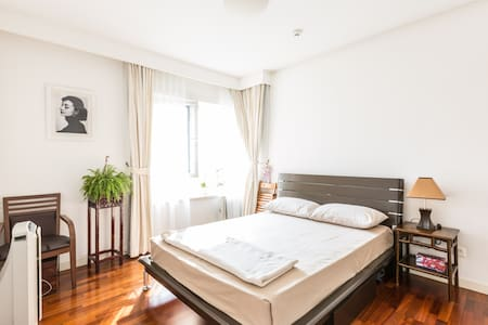 Sunny room in Central Park CBD  - Beijing - Apartment