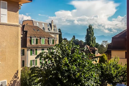 Heart of Lausanne, cheapest price