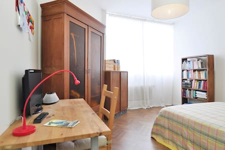 *CENTRAL* room in renewed flat - Apartment