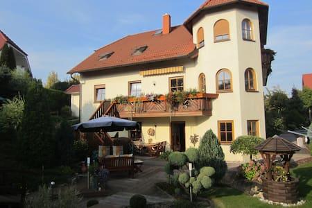 Gewürzpension Augustusblick - House