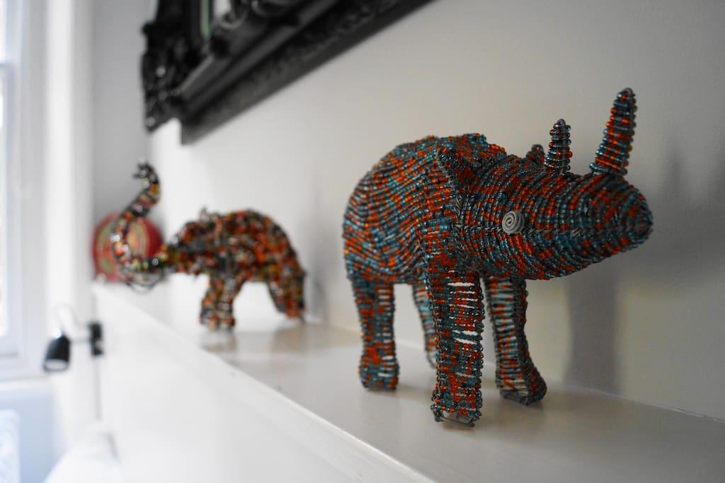 South African beadwork