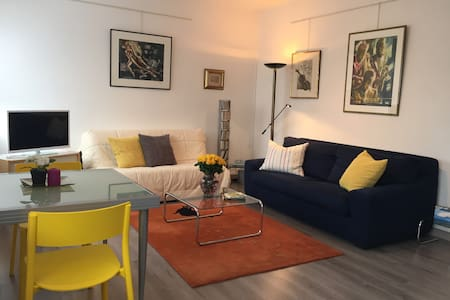 Appartement F2 confortable et lumineux - Gandrange - Apartemen
