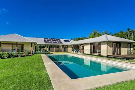 Myocum House – spacious  farmhouse - Ev