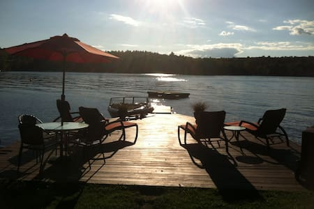 Chenango Lakeside Cottage - Norwich - Konukevi