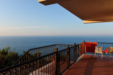 bilocale con vista panoramica mare - Peschici - Appartamento