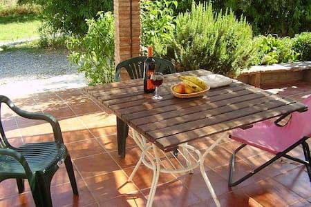 El Bamboo, cortijo, rural cottage with pool. - Órgiva - Villa