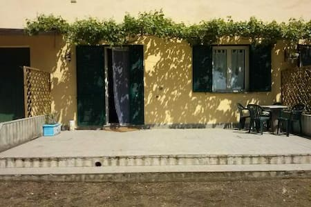 in the countryside, 7 km from sea - Castiglione della Pescaia - Bed & Breakfast