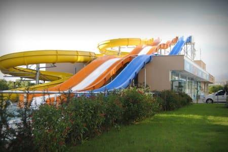 SUNFLOWER 2, Deniz Manzarası, havuz, 2+1, 110m2, A - Çeşmeli Belediyesi - Apartment