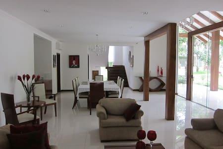 Private suite in natural surroundings - Santa Cruz de la Sierra - Rumah