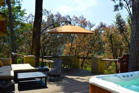 Cozy Oasis in the Woods - Valle de Bravo