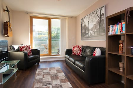 Cosy modern riverside apartment - Gateshead - Apartmen