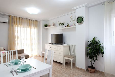 3rooms+pool all year+Wi-Fi+6person - Apartament