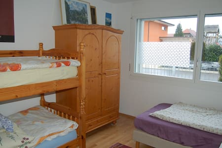 14 m2 + access to big flat - Appartement