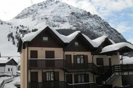 Bilocale nella vale di Valbondione - Apartamento