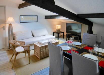 New charming & light flat in the heart of Bergerac - Bergerac - Apartment