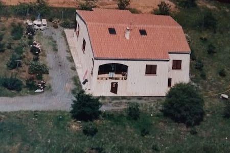 villa individuelle sur 110 m2 - Penta-di-Casinca - Haus