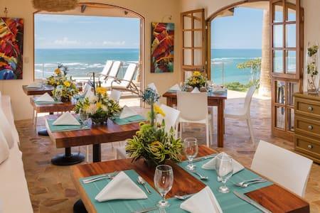 Luxury Hotel Ocean View Room #4 - Ojochal - Other
