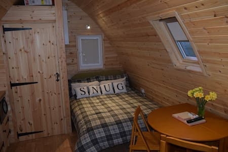 The Crofter's Snug Glamping Pod - Other
