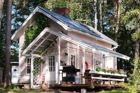 Cozy Archipelago Cottage for 4+2 p. - House