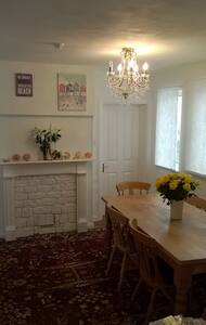 Bright and sunny room in Selsey - Selsey - Bed & Breakfast