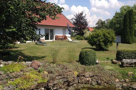 Ferienhaus Ringelwiese - Schönstedt - Casa