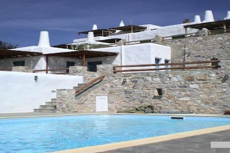Villa Paros SunSet - Agkeria - Dom