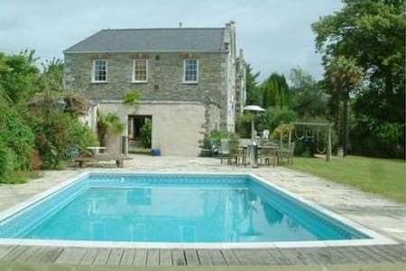 Cosy room in beautiful tranquil hse - Truro - House