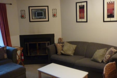 Cozy Ski Condo - Waterville Valley - Apartamento