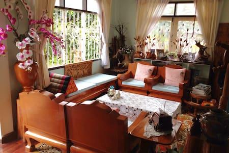Garden Home in Thoen City, Lampang  - Lampang - House