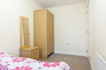Bedroom in City Centre Flat - Apartment