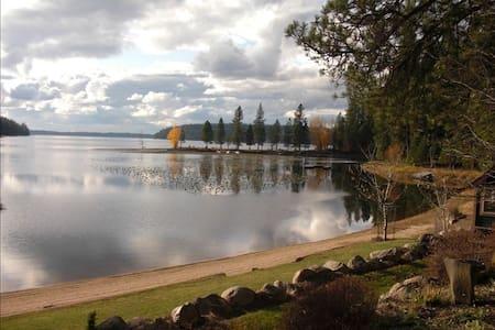 Hayden Lake House- Family Home - House