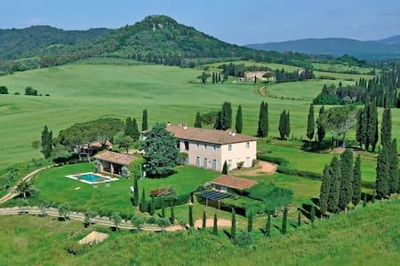 La Vigna 14 ppl w/ private pool  - Ribolla - Villa