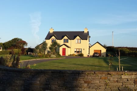 En-Suite Room on Wild Atlantic Way - Ardfield - House