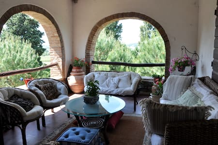 B&B.Fancy Country House in Tuscany  - Villa