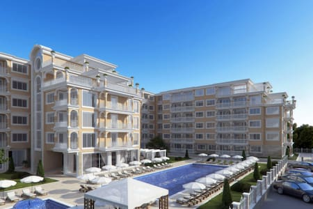 Amazing Apartments in LifeStyle De Luxe, Nessebar - Apartment