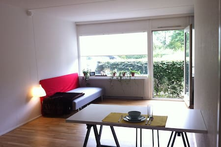 Simple, sweet apartment in Lyngby