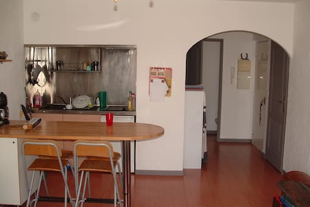APPART COSY DANS AGREABLE RESIDENCE - Daire