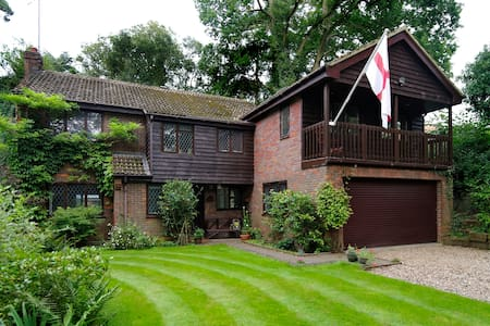 Bird Song Only at Dell View  - Leighton Buzzard - Bed & Breakfast