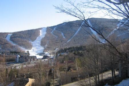 Sugarbush on mountain great views!