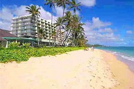 one bedroom beachside condo - Apartamento
