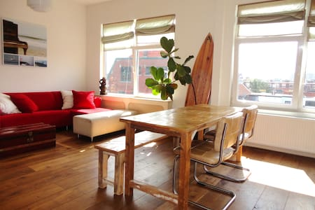 Great seaside-style apartment! - Den Haag - Apartemen