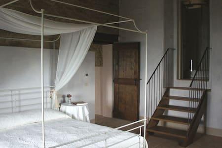 Romantico/country nelle Marche - Serra San Quirico - Apartment