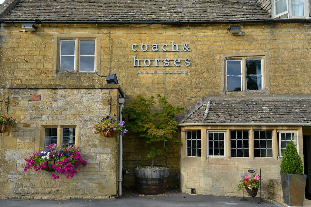 The Coach & Horses Pub