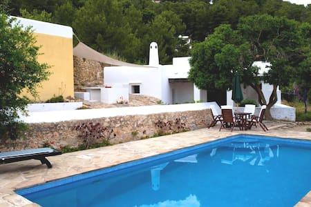 Typical Ibiza's villa, great view - Villa