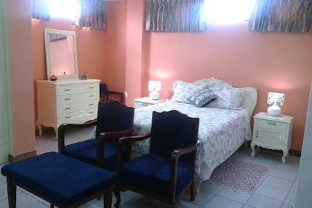 Habitacion Suite Doble - Apartment