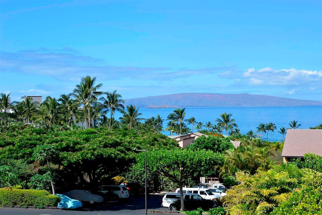 Deluxe Wailea Ekahi 1 Bedroom - Big Ocean View!