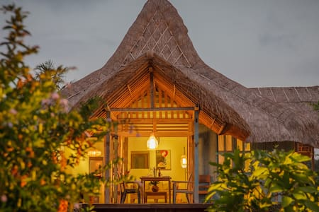 Most romantic design villa in Ubud