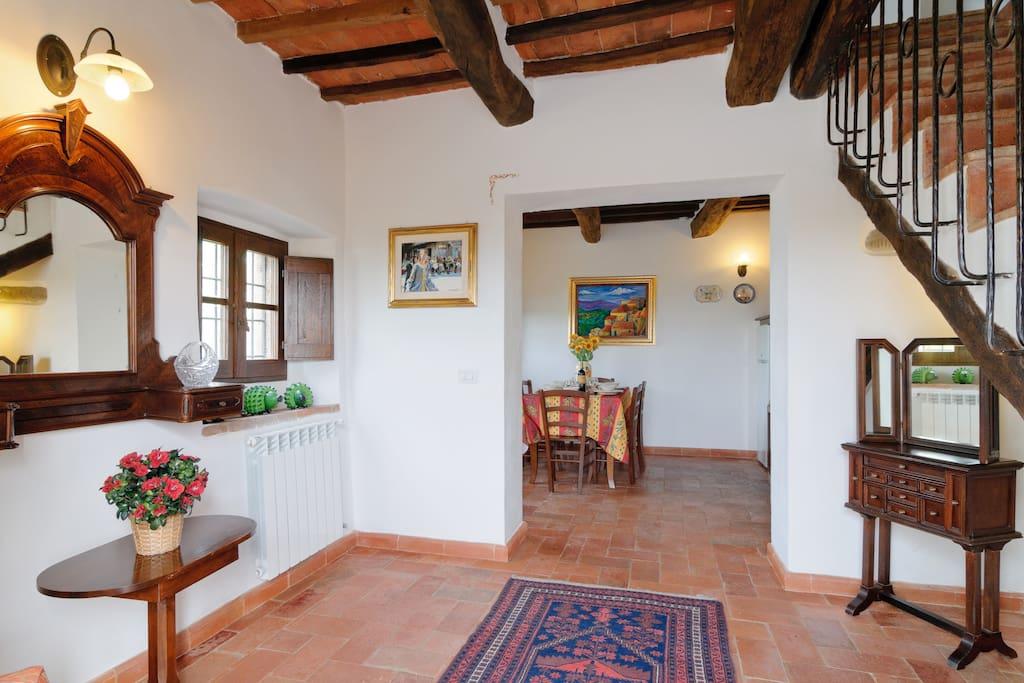 Suite 1  Casa Vacanze La Mucchia